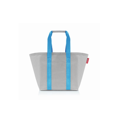Reisenthel Shopper friend in light grey, 56 x 32 cm