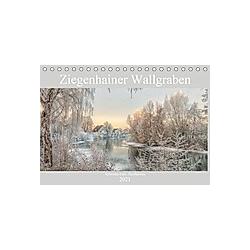 Ziegenhainer Wallgraben (Tischkalender 2021 DIN A5 quer)