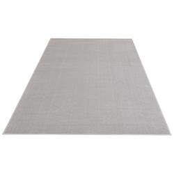 Teppich Paddy, my home, rechteckig, Höhe 7 mm, Uni Teppich grau 80 cm x 150 cm x 7 mm