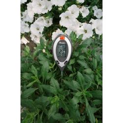 4 in1 Boden-Feuchtigkeitsmessgerät LCD Hydrometer Garten Tester Bradas 8632