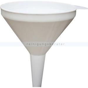 Trichter mit Durchmesser 12 cm für die Flaschenbefüllung, verschiedene Farben