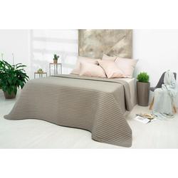Tagesdecke Living Trend, SEI Design grau 260 cm x 240 cm
