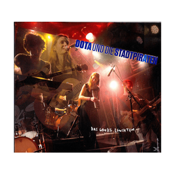 Dota Und Die Stadtpiraten - Das Große Leuchten (CD)