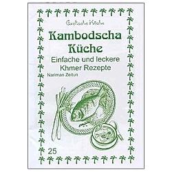 Kambodscha Küche