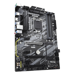 GIGABYTE Mainboard Gigabyte Z390 UD ATX Gigabyte Z390 UD ATX schwarz