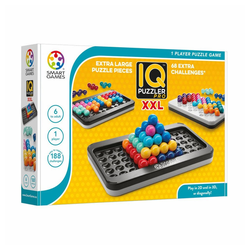 Smart Games Spiel, IQ Puzzler Pro XXL
