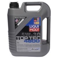 Liqui Moly 5W-30 TOP TEC 4600 3756 Motoröl 5l