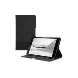kwmobile Tablet-Hülle, Hülle für Sony Xperia Tablet Z3 Compact - Slim Tablet Cover Case Schutzhülle mit Ständer grau
