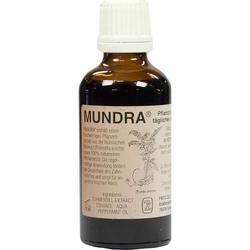 MUNDRA pflanzliches Mundpflegeprodukt Lösung 50 ml