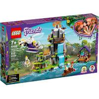 Lego Alpaka-Rettung im Dschungel 41432