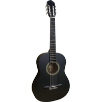MSA Konzertgitarre 3/4 BK black