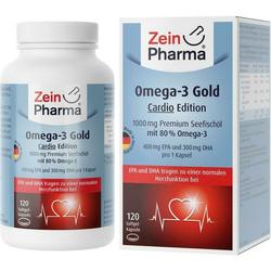 Omega-3 Gold Herz EPA 400 mg/DHA 300 mg