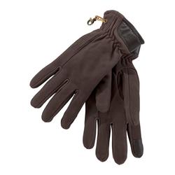 Timberland Lederhandschuhe NUBUCK braun XL