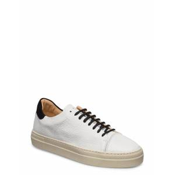 JIM RICKEY Pulp Cap Toe - Tumbled Leather / Suede Niedrige Sneaker Weiß JIM RICKEY Weiß 41,43,42,40,45