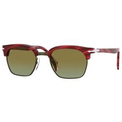 PERSOL Sonnenbrille PO3199S rot L
