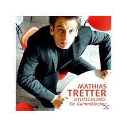 Mathias Tretter - Deutschland. Ein Gummibärchen. (CD)