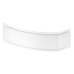 HAK Badewanne -Schürze- NAOS Frontschürze, passend zur Badewanne Naos, 180x100x43 cm, rechts/links