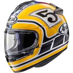 Arai Chaser-X Edwards Legend Helm, geel, L