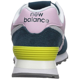 NEW BALANCE WL574 rose-navy/ white, 36