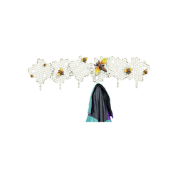 KARE Garderobe Wandgarderobe Bee