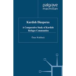 Kurdish Diasporas als Buch von Ö. Wahlbeck