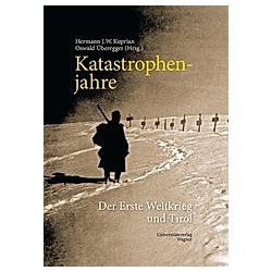 Katastrophenjahre - Buch