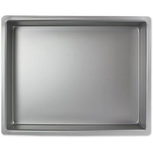 PME Längliche Aluminium-Backform 30,5 x 38,1 x 7,6 cm