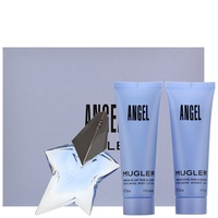 Thierry Mugler Angel Eau de Parfum 25 ml + Body Lotion 50 ml + Shower Gel 50 ml Geschenkset