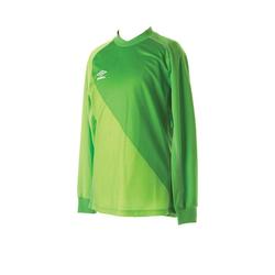 Umbro Fußballtrikot Monaco TW-Trikot langarm Kids grün YXL (158)