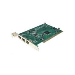 StarTech.com 3-Port-2b 1a PCI 1394b-FireWire-Adapter Karte mit DV-Schnittprogramm (PCI1394B_3)