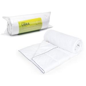 DecoKing 135x200 Sommer Bettdecke Steppbettdecke antiallergisch für Allergiker Sommerdecke 100% Mikrofaser 800g Libra