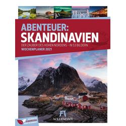 Abenteuer: Skandinavien 2021
