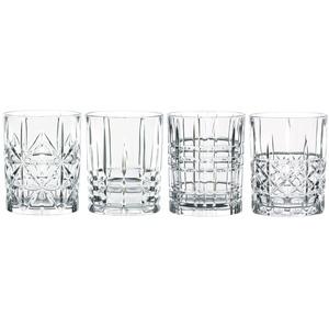 NACHTMANN Serie Highland Becher-Set 4 Gläser Inhalt 345 ml Whiskygläser
