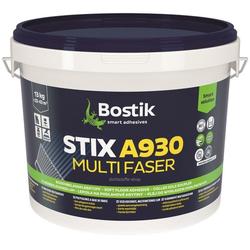Bostik Stix A930 Multi Faser faserhaltiger Multiklebstoff Kleber13kg Eimer