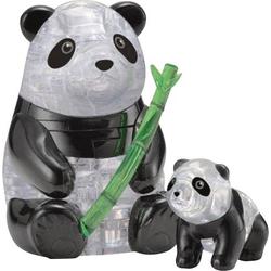 HCM Kinzel 3D Crystal Puzzle Pandapaar