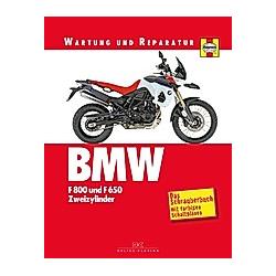 BMW F 800 und F 650 Zweizylinder. Phil Mather  - Buch