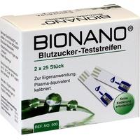 IMACO GmbH Bionano Blutzucker-Teststreifen