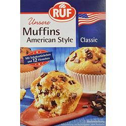Muffins mit Schokostücken