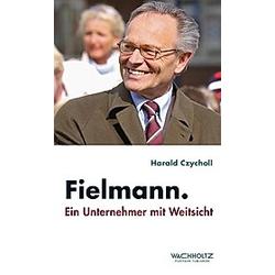 Fielmann. Harald Czycholl  - Buch