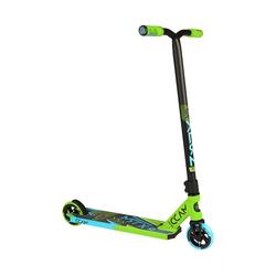 Madd Einrad Stuntscooter Madd Kick Extreme grün/blau Rolle, 1 Gang