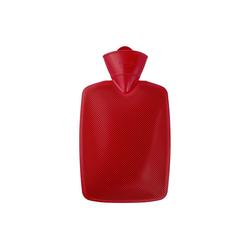 Hugo Frosch Wärmflasche, Wärmflasche Klassik Halblamelle 1,8 L