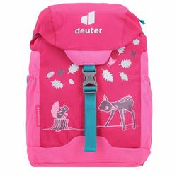 Deuter Schmusebär Kinderrucksack 33 cm magenta-hotpink