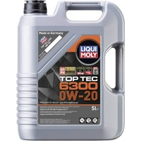 LIQUI MOLY Top Tec 6300 0W-20 21211 Leichtlaufmotoröl 5l