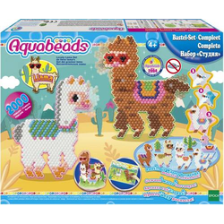 Aquabeads Lovely Lama Set mit über 2.000 Perlen 31596