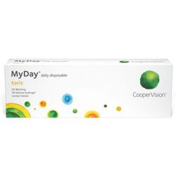 MyDay toric 30er Kontaktlinsen Cooper Vision