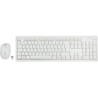Logilink Funk Tastatur DE Set weiß (ID0104W)