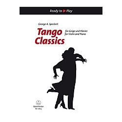 Tango Classics für Violine und Klavier - Buch