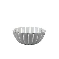 Guzzini Schale guzzini Schale GRACE grau-weiß D ca. 20 cm, Acrylglas