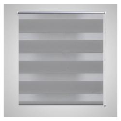 Jalousie Doppelrollo Seitenzug 60 x 120 cm, vidaXL