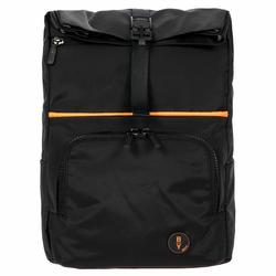 Bric's Eolo Design Rucksack 42 cm Laptopfach schwarz
